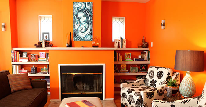 Interior Painting Services in La Jolla